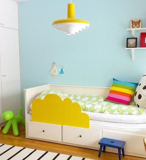 Ikea hacks for kids mommo design for Childrens single beds ikea
