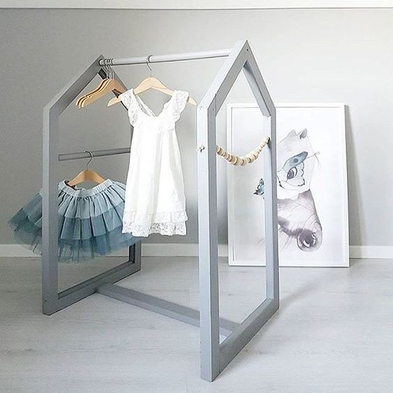 Clothing Racks Ideas Mommo Design