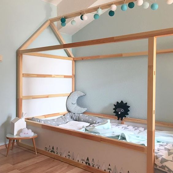 10 ikea kura hacks mommo design. Black Bedroom Furniture Sets. Home Design Ideas