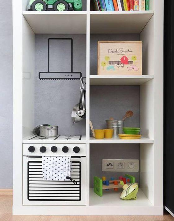 Ikea hacks for kids mommo design for Kitchen design hacks
