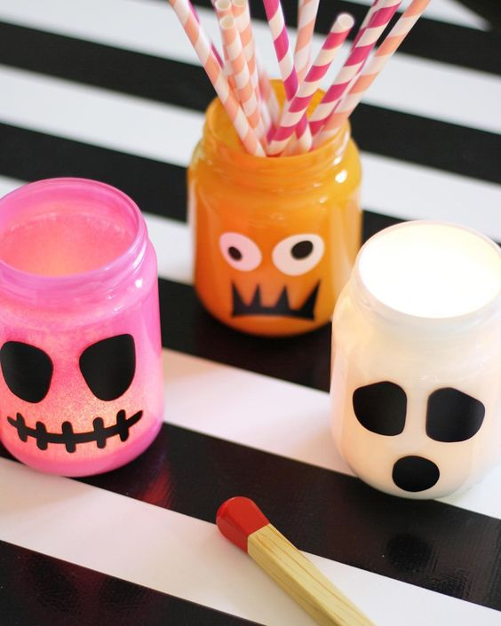 HALLOWEEN DIY PROJECTS | Mommo Design