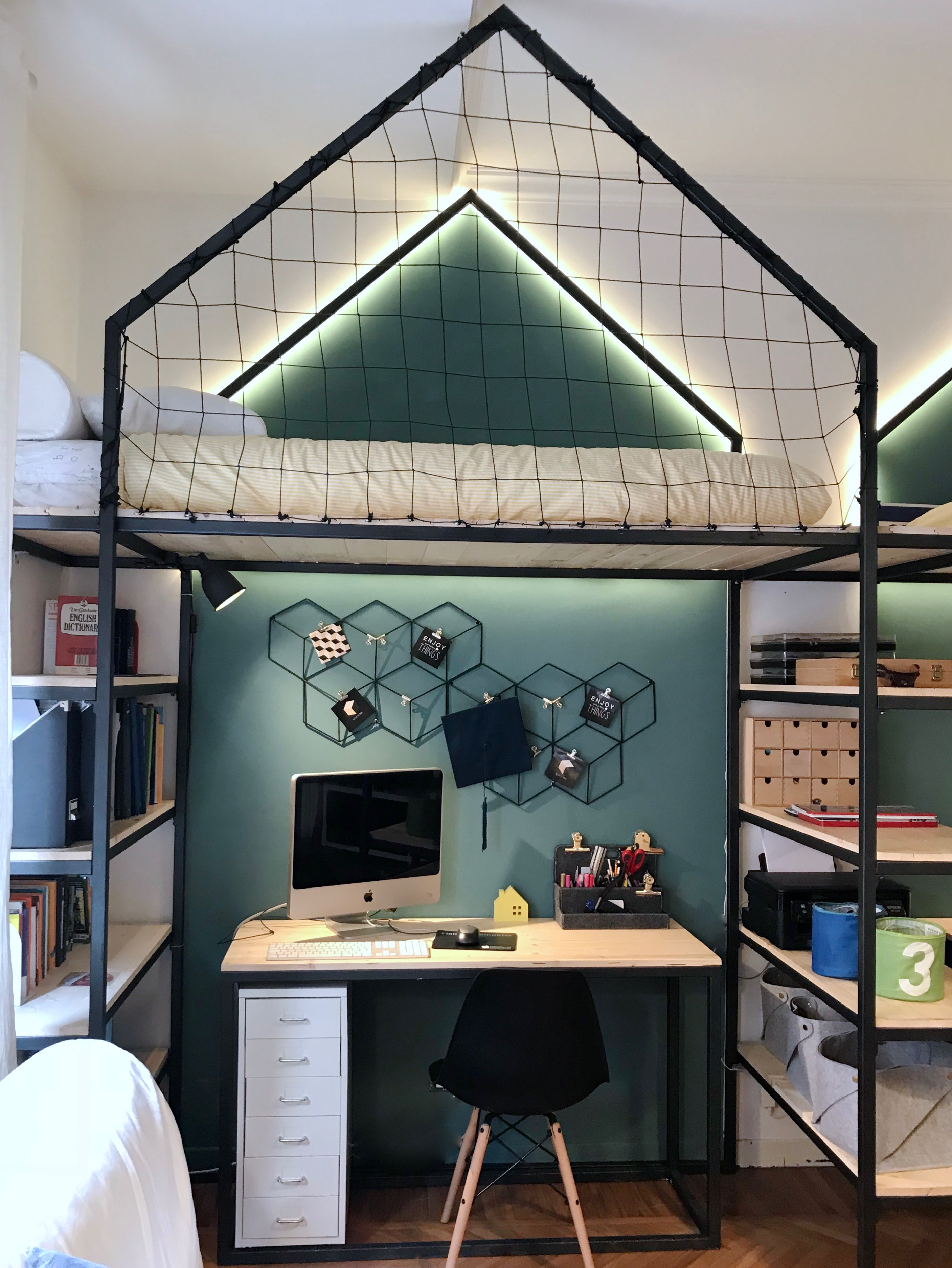 Loft Beds For My Boys Mommo Design