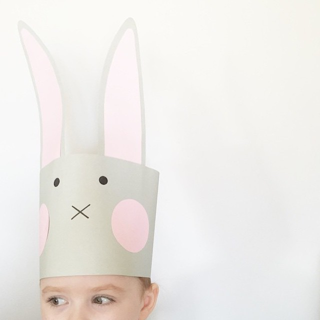 Easter Bunny Crafts Mommo Design