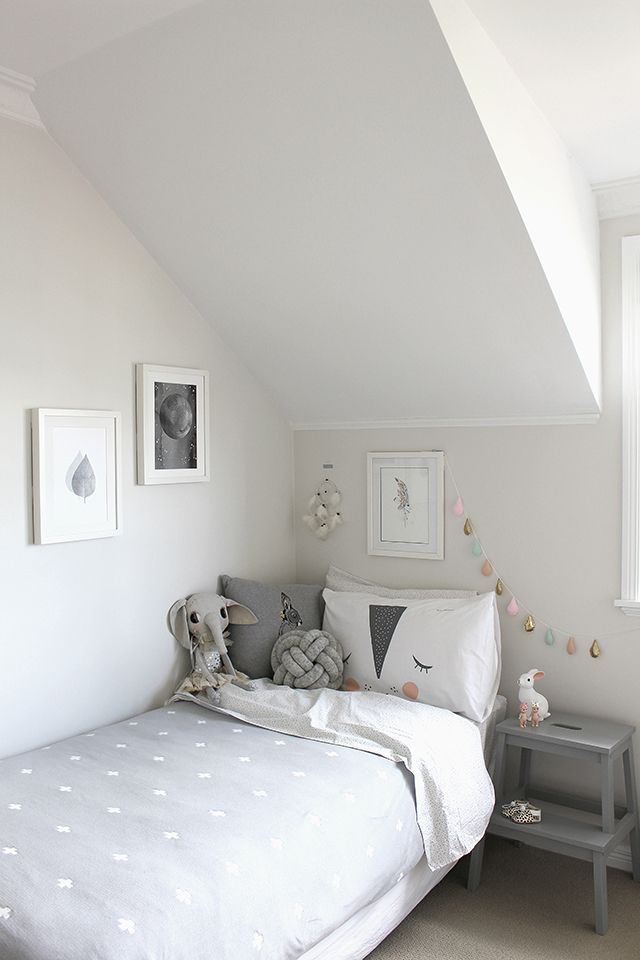 Grey Kid S Rooms Mommo Design