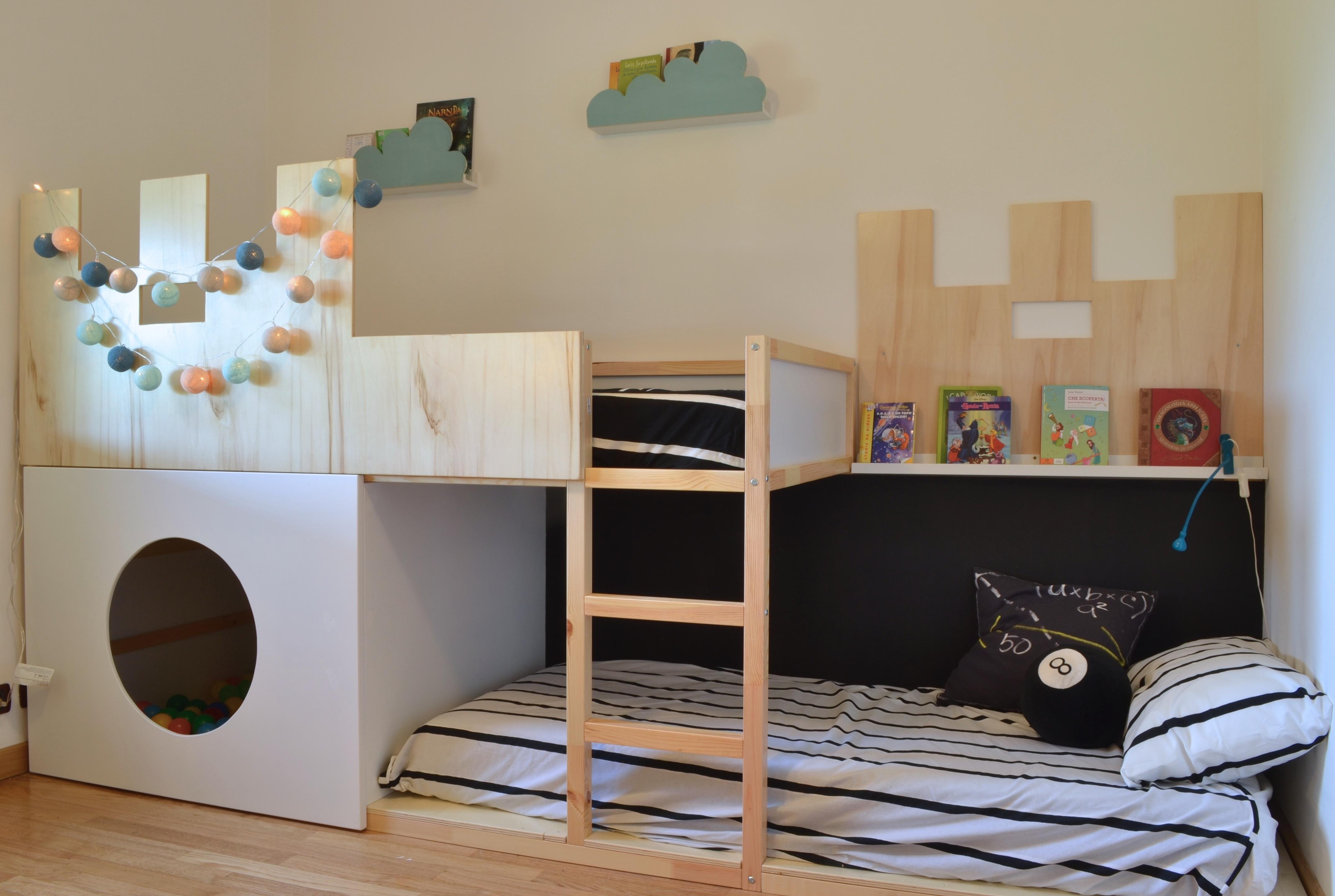 8 Ways To Customize Ikea Kura Bed