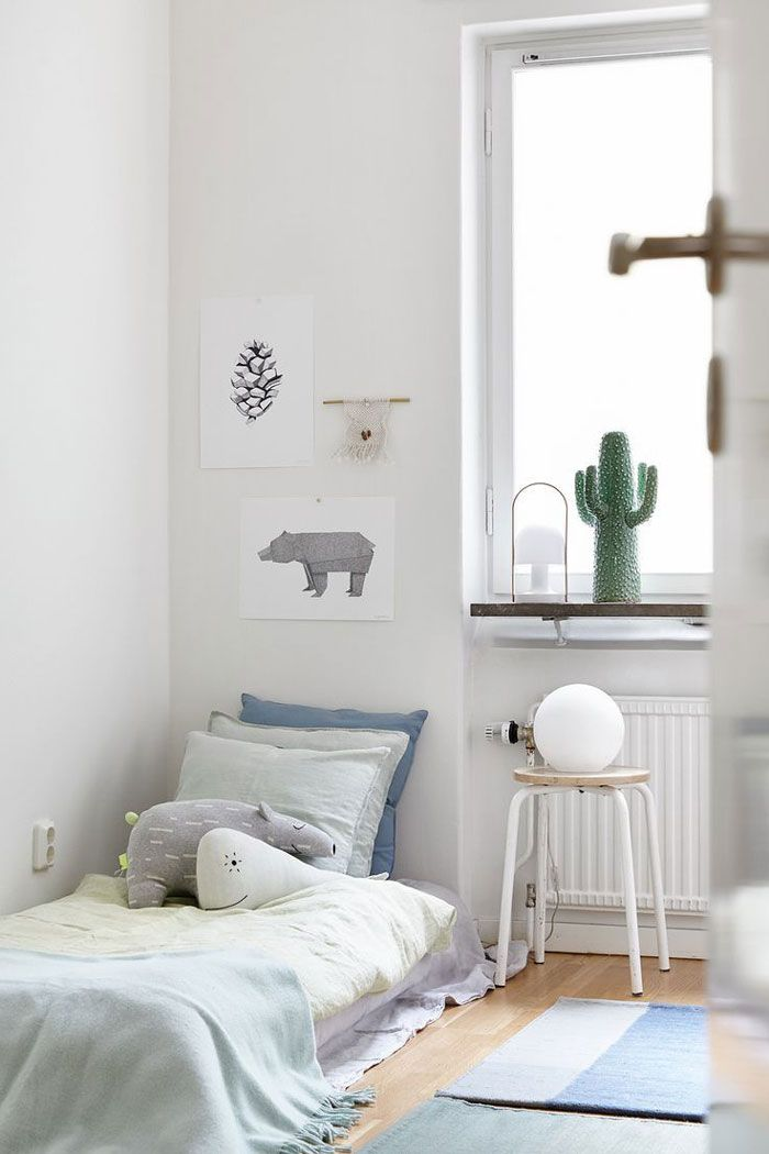 Small Children S Room Ideas: SIMPLE, SOFT AND NATURAL KID'S ROOMS