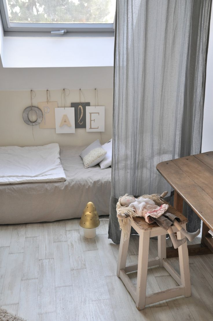 Designer Kids Rooms: SIMPLE, SOFT AND NATURAL KID'S ROOMS