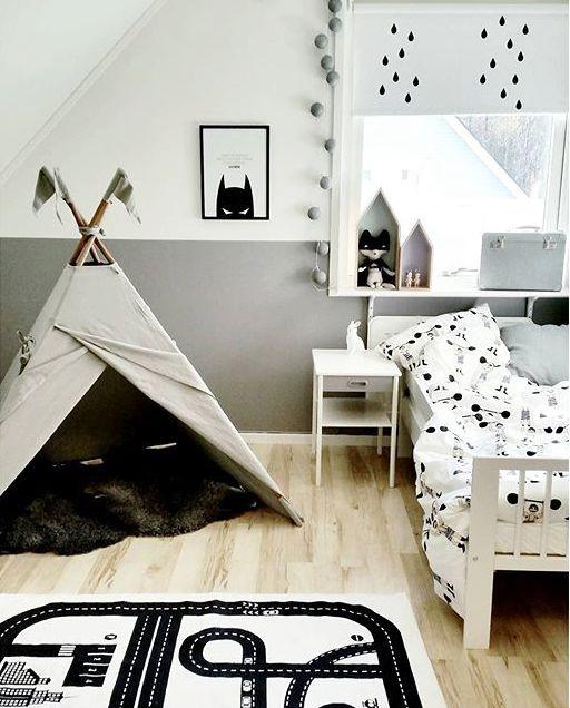 Grey Kids Room: GREY IN KIDS' ROOMS
