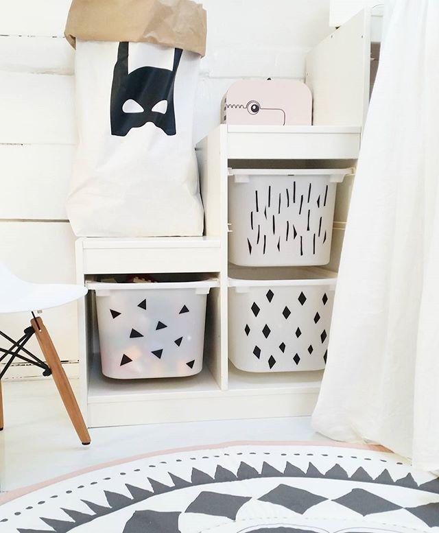 8 stylish ikea hacks for kids mommo design. Black Bedroom Furniture Sets. Home Design Ideas