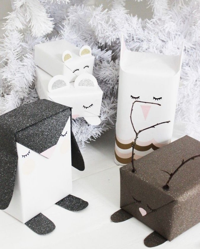 The Most Unique Pinterest Diy Home Decor And Gift Ideas: IT'S TIME TO WRAP!