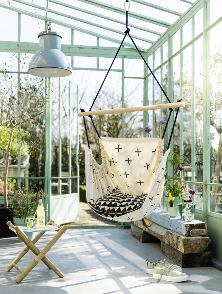 Funny Relax Hangstoel Wit.Designtime Outdoor Fun Mommo Design