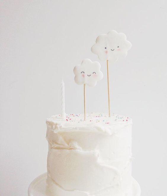 SUPER CUTE CAKES | Mommo Design