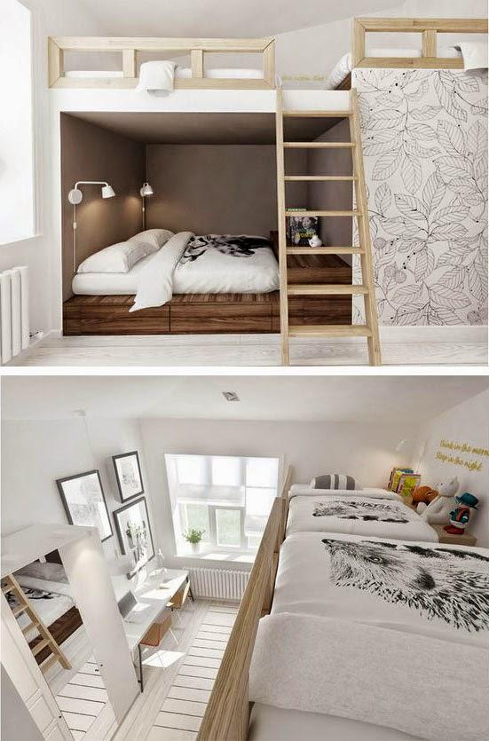 Art Desk For Kids Girls Bedroom