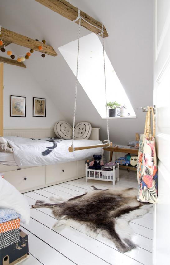 Swing In Kids Room Mommo Design