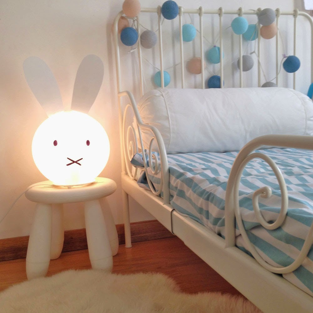 Diy Miffy Lamp Mommo Design