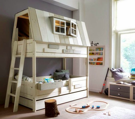 TREEHOUSE BEDS   Mommo Design