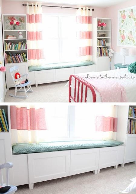 ikea hacks for kids mommo design. Black Bedroom Furniture Sets. Home Design Ideas