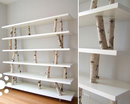 Nature in kids room mommo design for Livre decoration interieur