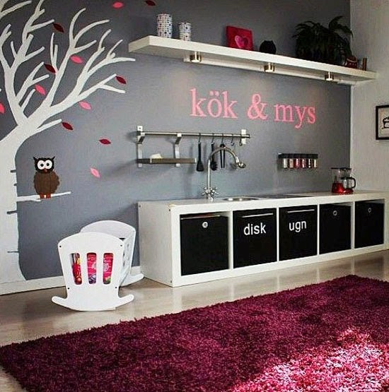 IKEA HACKS FOR GIRLS | Mommo Design