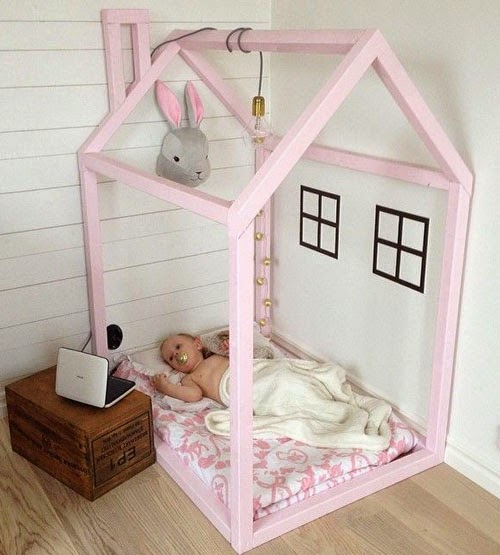 HOUSE SHAPED TODDLER BEDS Mommo Design