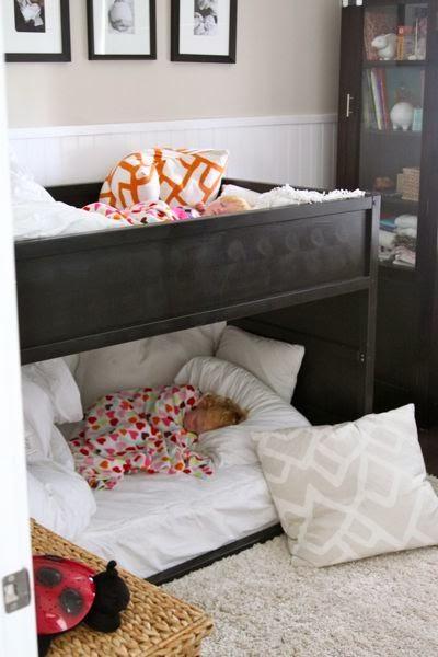 Kura bed hacks mommo design for Kura bed decoration
