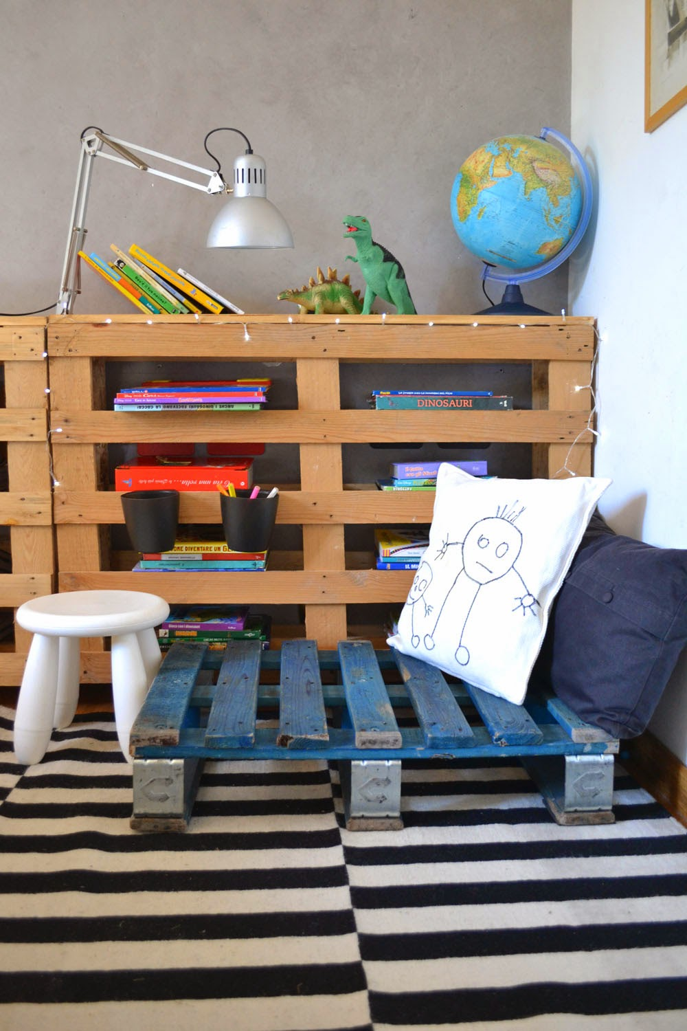 6 Pallets Projects For Kids Mommo Design