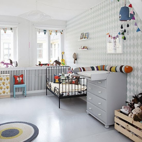 ikea minnen bed for boys mommo design. Black Bedroom Furniture Sets. Home Design Ideas