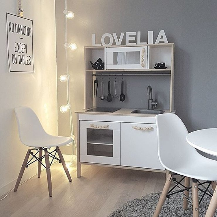 mommo design: IKEA DUKTIG HACKS