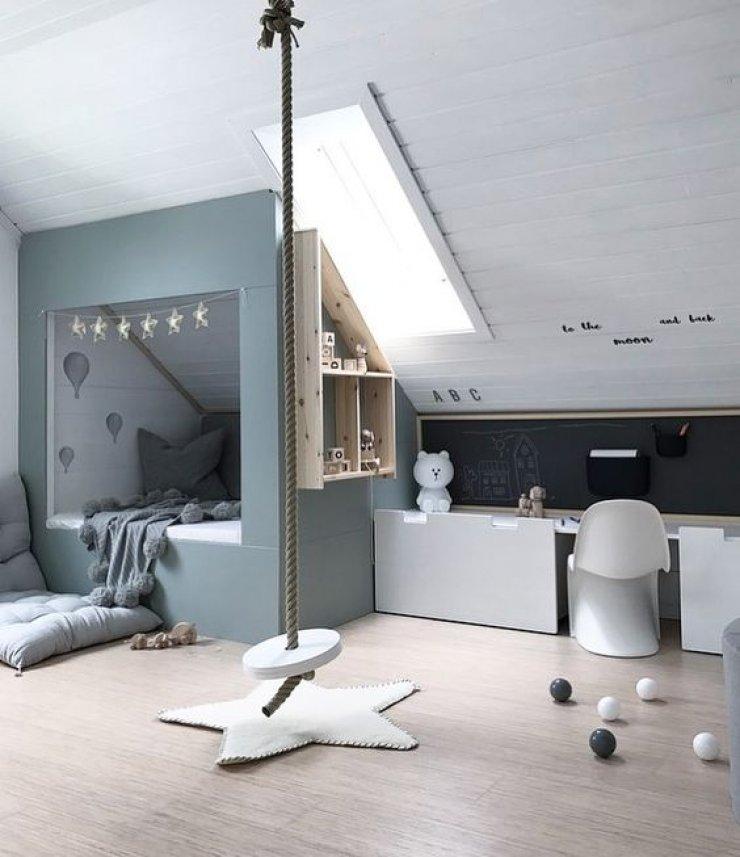 DREAMY ATTIC ROOMS