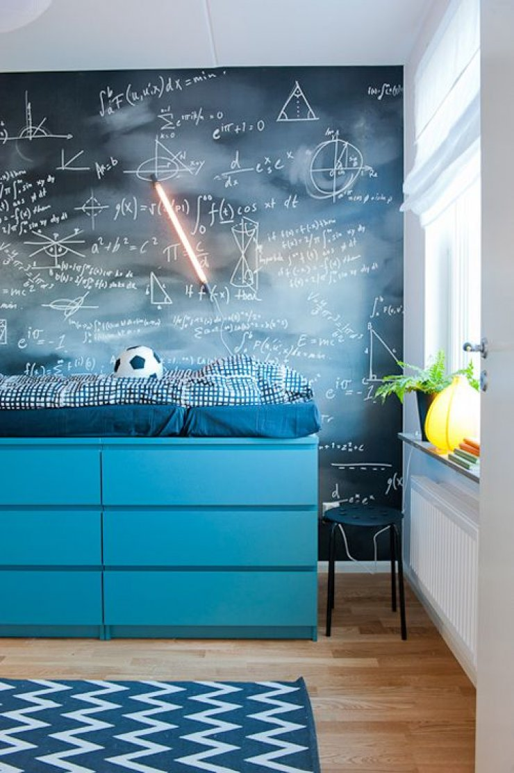 kids bed on Ikea Malm dressers & STORAGE BEDS AND IKEA HACKS | Mommo Design