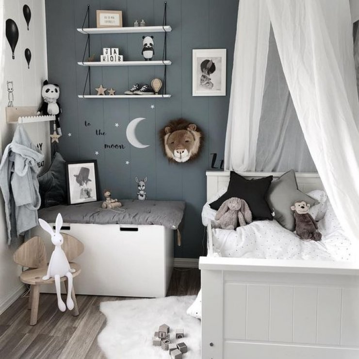 boys room Mommo Design