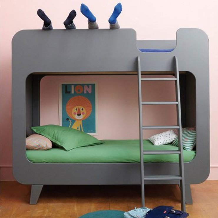 Bunk beds mommo design for Literas originales