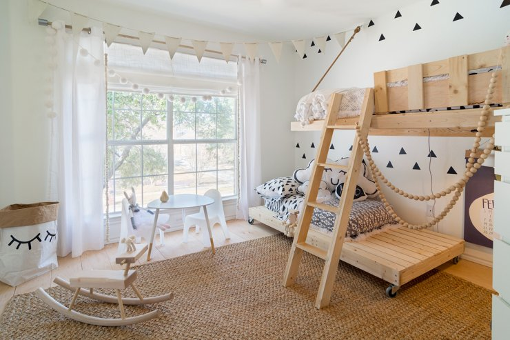 Small Kids Beds kids beds | mommo design