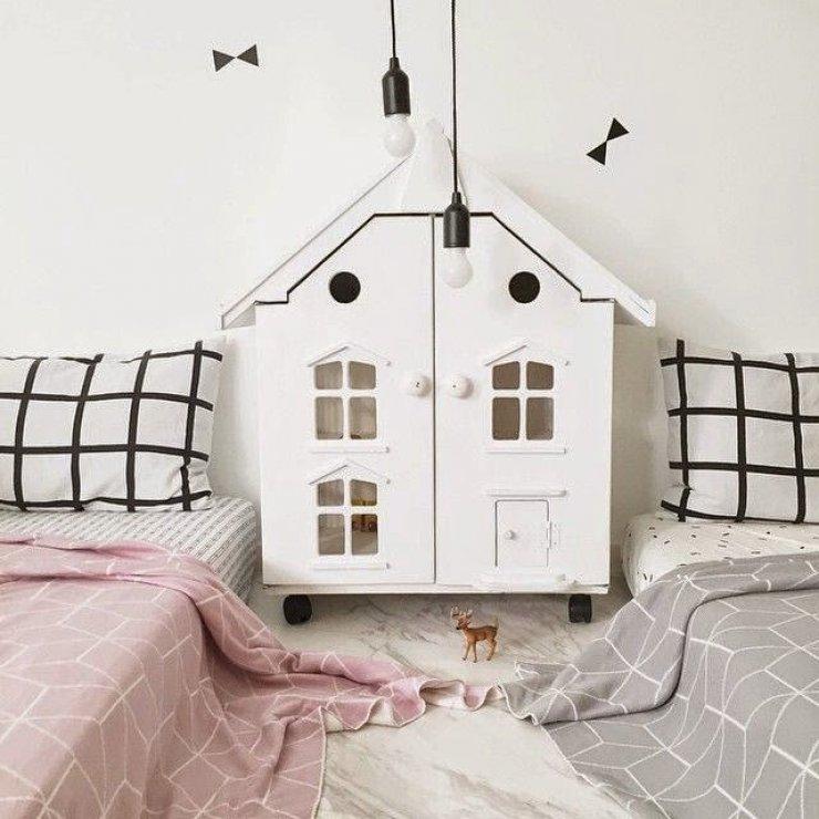 Double Floor Beds For Kids