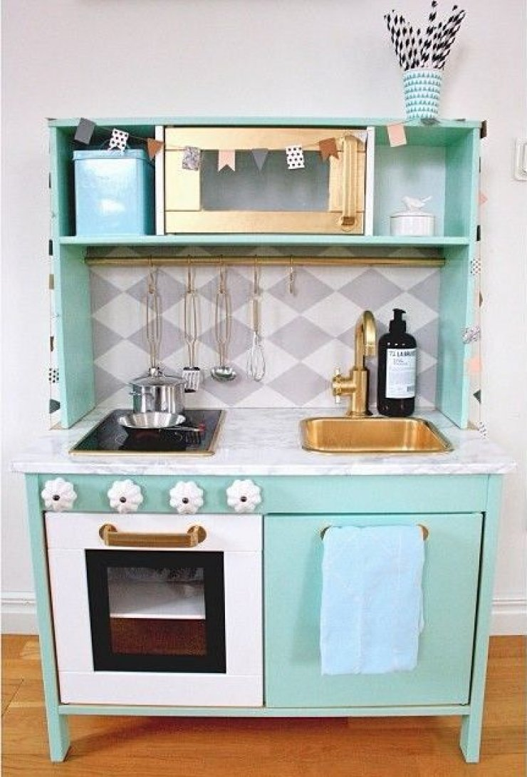 1000 Images About Kitchen For Kids On Pinterest Card Boards Play Kitchen Sets And Recycled