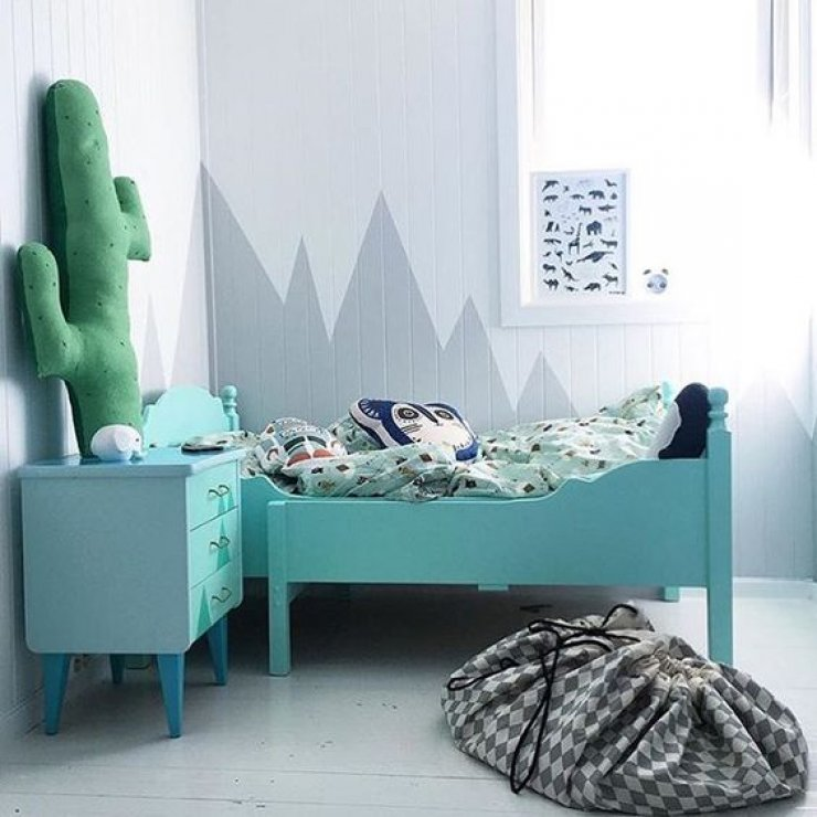 mommo design: MOUNTAINS DECOR