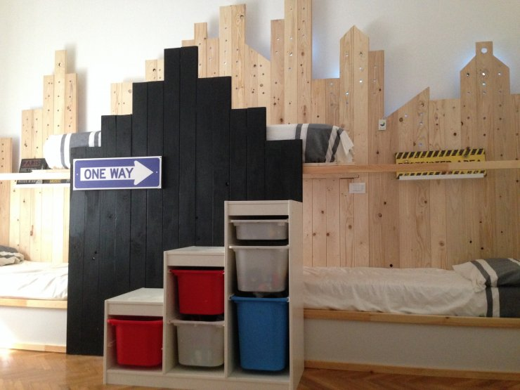 Mommo Design Ikea Kura Hack