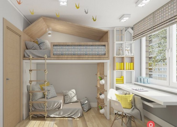 Bunk Beds For Lofts