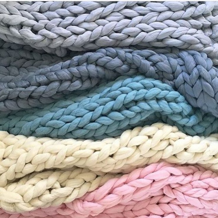 mommo design: DESIGN TIME - Merino Wool Blankets