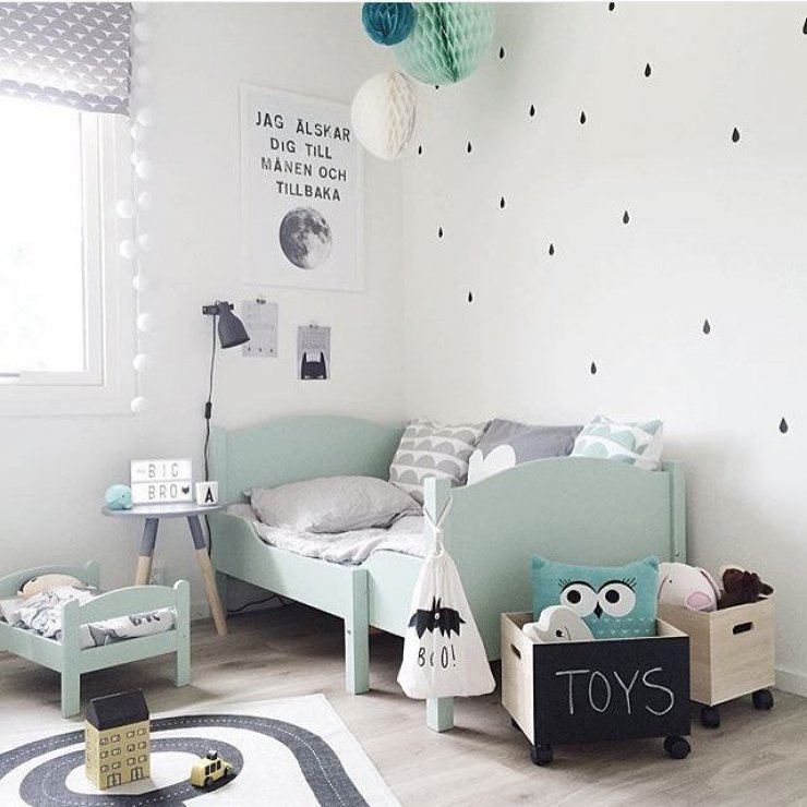 10 rooms for little boys mommo design for Cuartos para ninas tumbler
