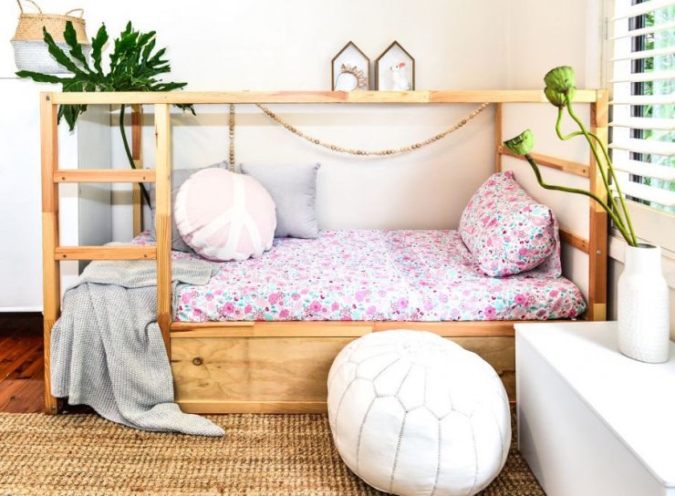 Letto Kura Ikea : Ikea kura stylish hacks mommo design