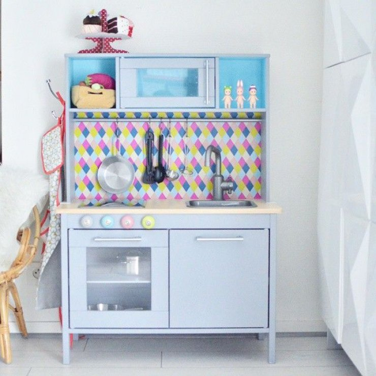 6 IKEA DUKTIG HACKS | Mommo Design