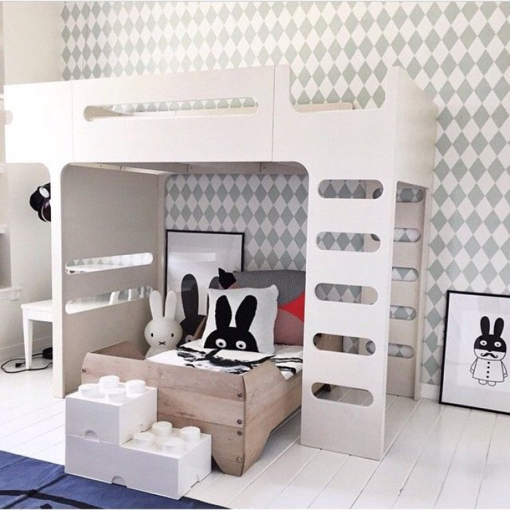 Cool Bunkbeds bunk beds | mommo design