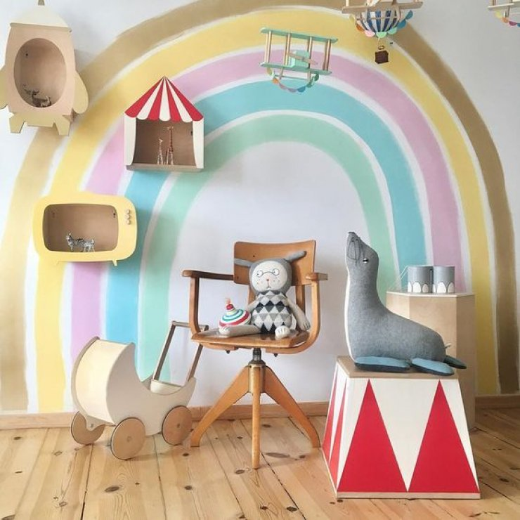 mommo design: RAINBOWS