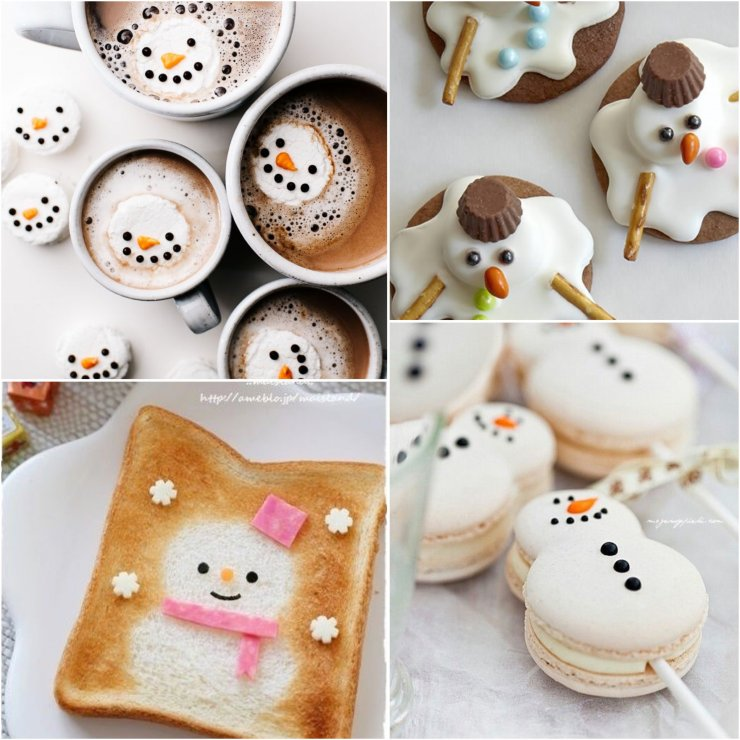 mommo design: SWEETEST SNOWMEN