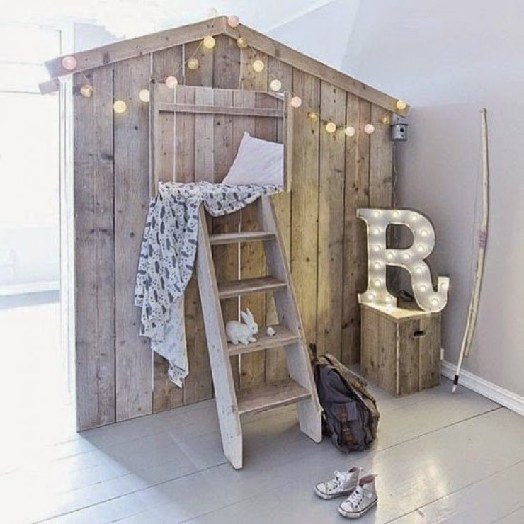 magical treehouse bed