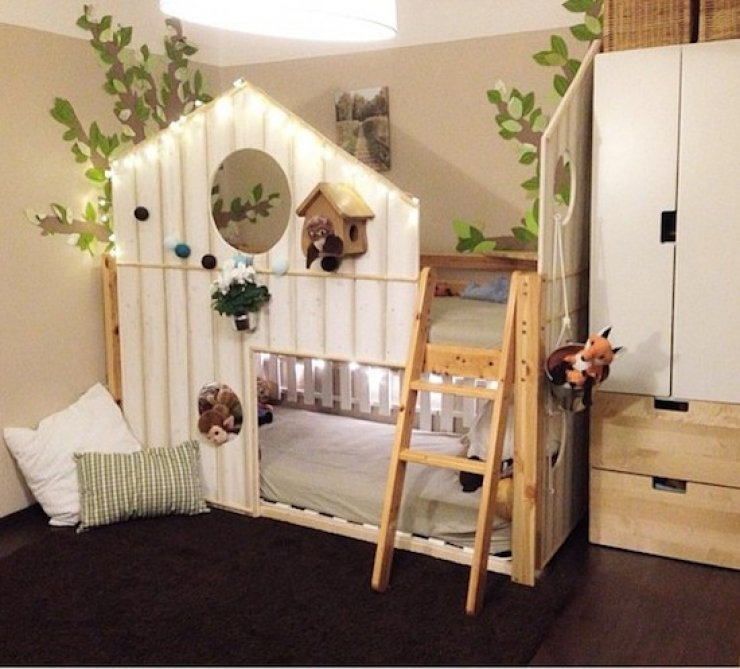 breathtaking bunk solid using bedroom with beds including bed kid in stripe blue rectangular teenage sheet and wooden kids pine decoration us various violet rug ikea frame stunning