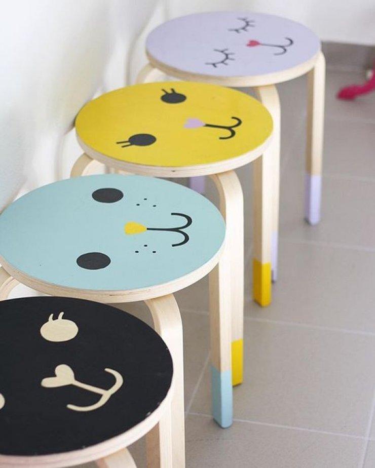 mommo design: 10 LOVELY IKEA HACKS