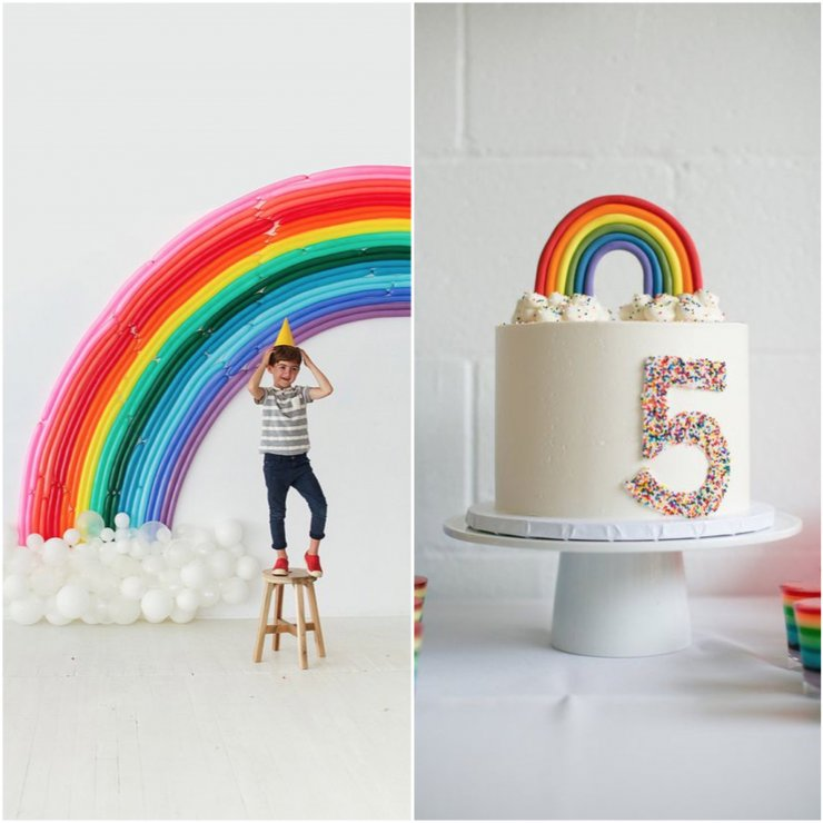 mommo design: CAKES AND BALLOONS