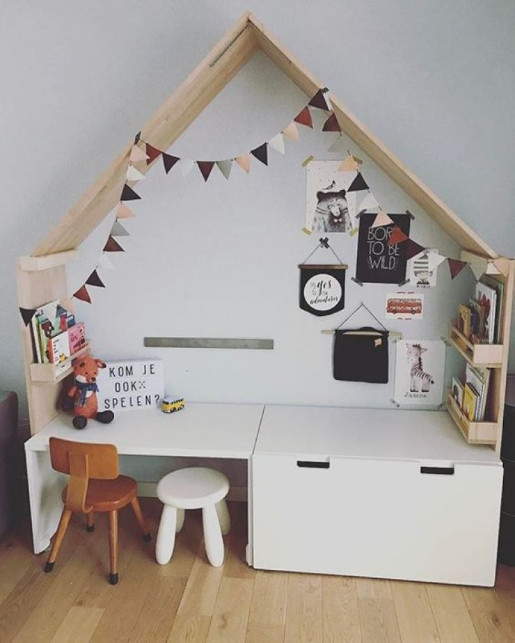 Home Daycare Design Ideas: NEW IKEA HACKS